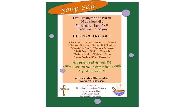 Soup Sale 2015